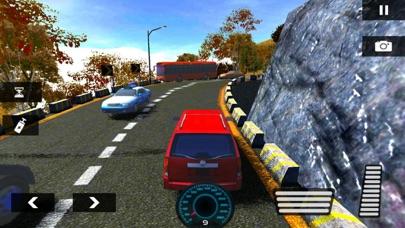 Offroad jeep hill driving sim screenshot two