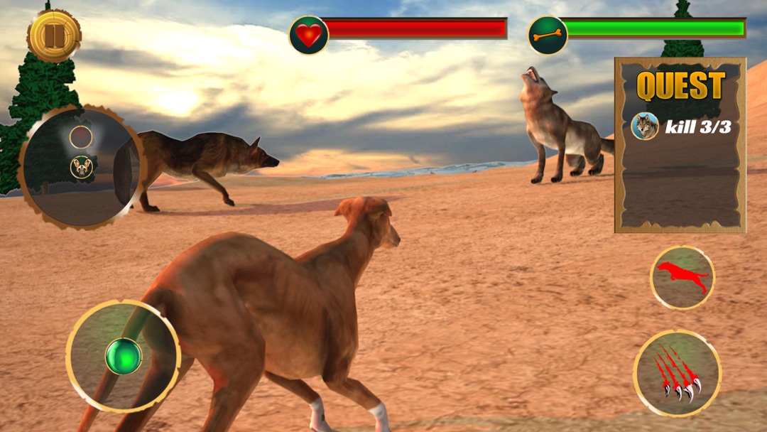Stray Dog Simulator Games 2018 - Online Game Hack and Cheat