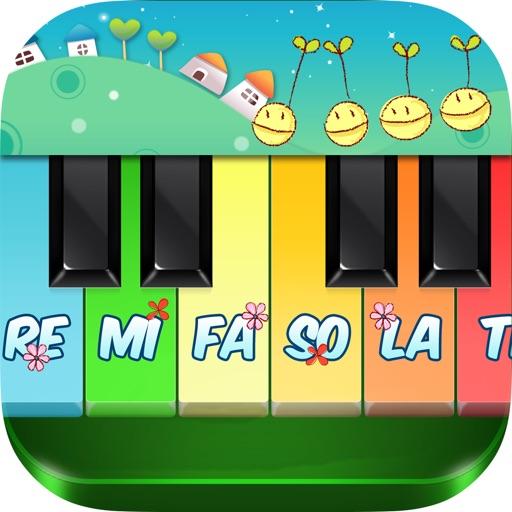 ベビーピアノ – 愉快なリズムの赤ちゃん向けクールなミュージカルアプリ!