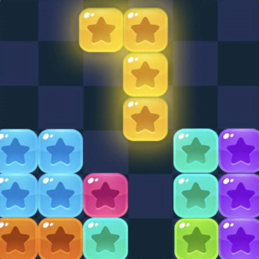 Block Puzzle Star Color