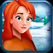 Princess Frozen Runner Game