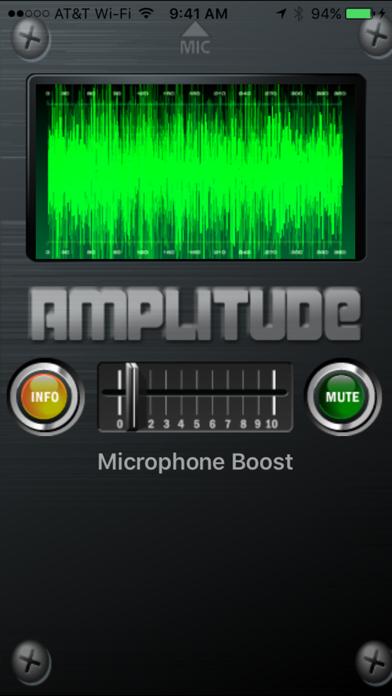 Amplitude screenshot two