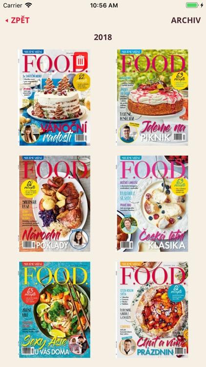 F.O.O.D. - vaření a pečení