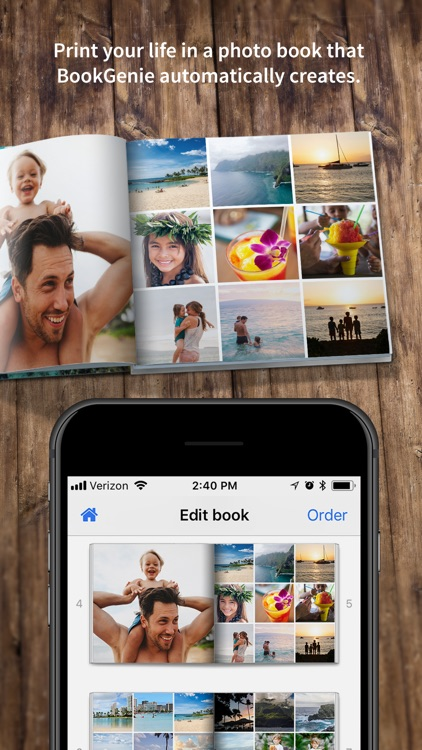 BookGenie Photo Books