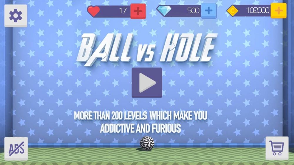 Ball vs Hole Cheat Codes