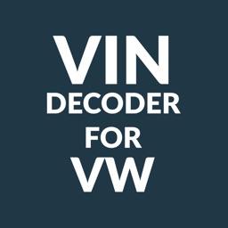VIN Decoder for Volkswagen