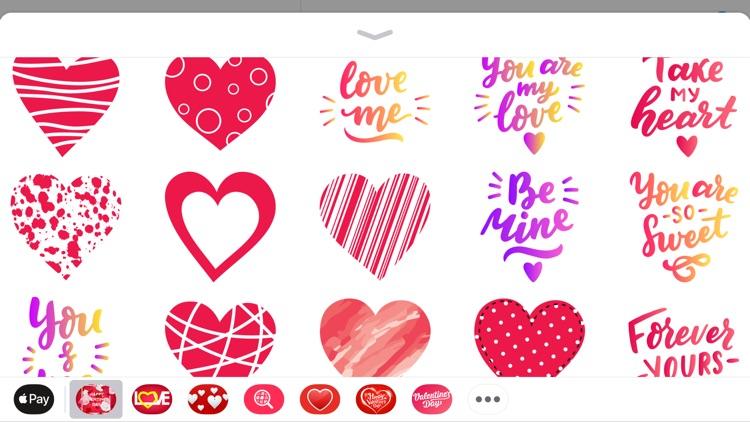 St. Valentine's Day Quotes App screenshot-3