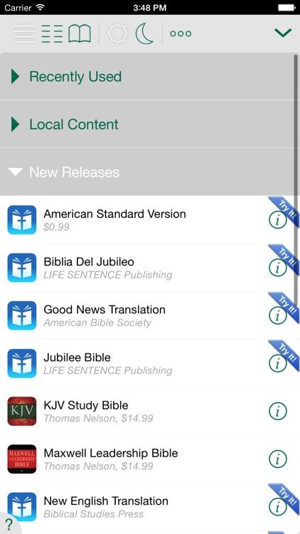 MacArthur Daily Bible screenshot-3