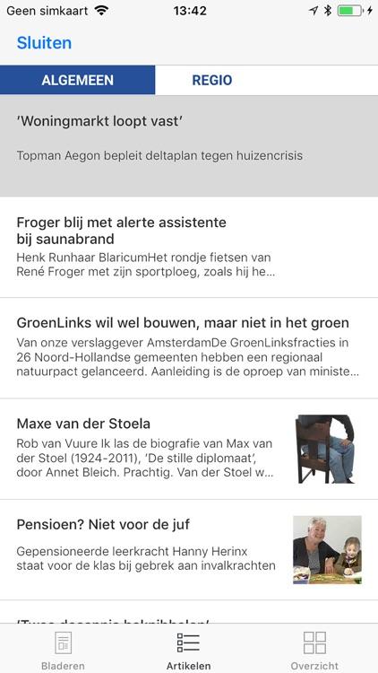 De Gooi- en Eemlander - krant screenshot-4