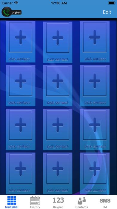 Digi-Fi Smart Phone screenshot two