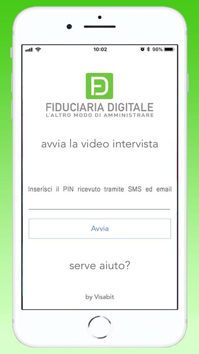 FD Fiduciaria Digitale screenshot three
