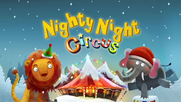 Nighty Night Circus screenshot-0