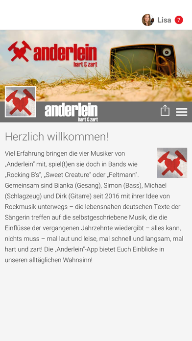 Anderlein screenshot 1