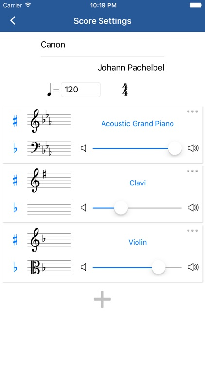 Notation Pad-Sheet Music Score screenshot-3