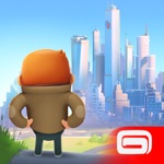 Hack City Mania: Town Building Game