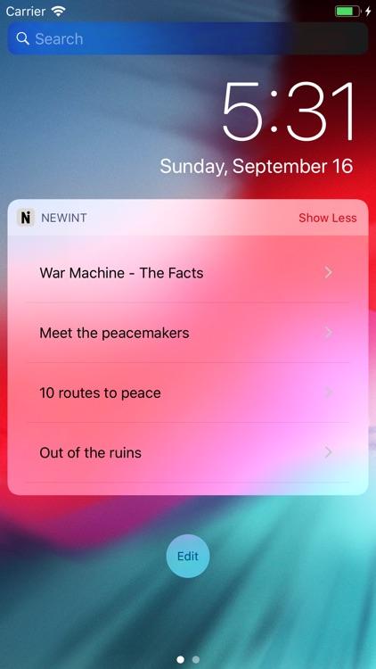 New Internationalist screenshot-8