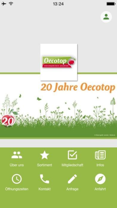 OecotopScreenshot von 1