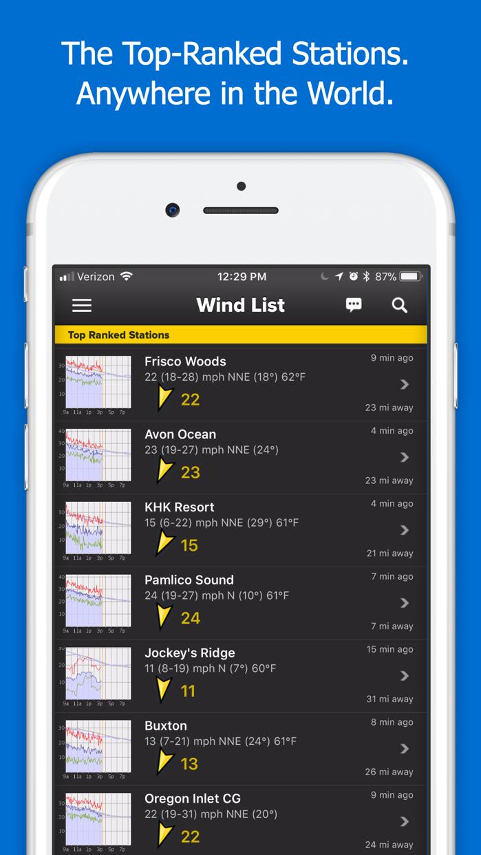 SailFlow Screenshot