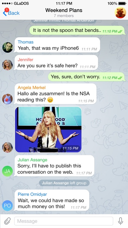 Telegram Messenger screenshot-3