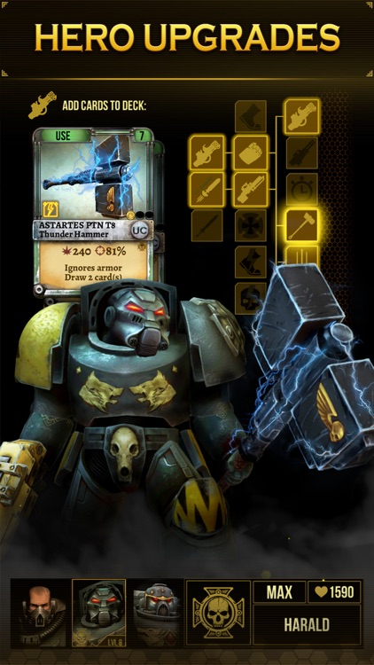 Warhammer 40,000: Space Wolf screenshot-3