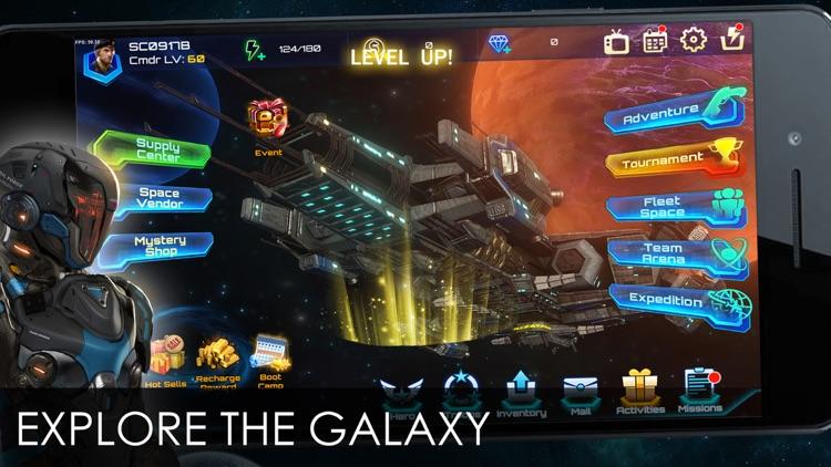 Space Commander HD screenshot-6