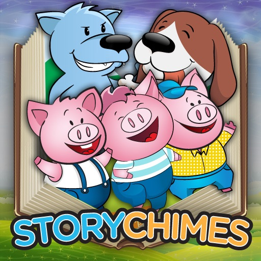 Three Little Pigs 2: Wolf and the Hound StoryCh...