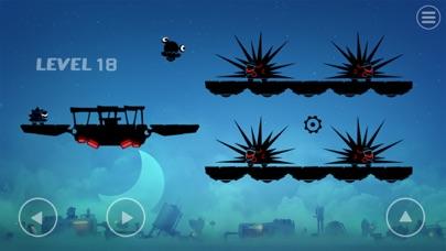 Robot Adventure : Dark Road screenshot two