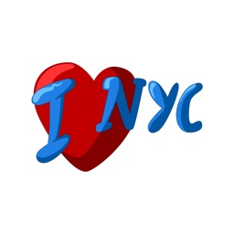 New York City Stickers Pack