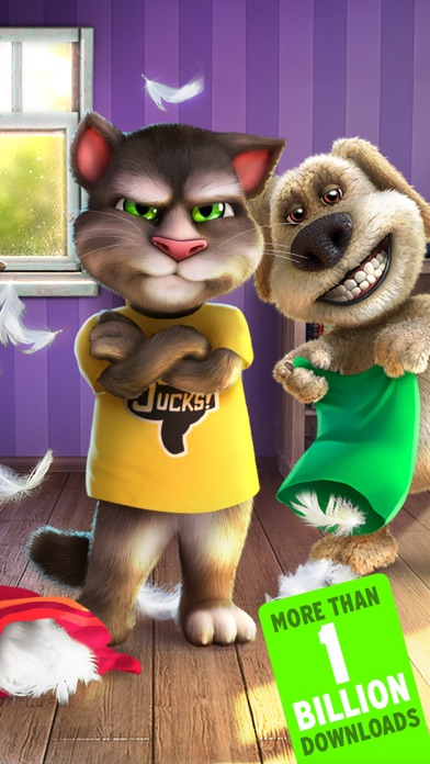 Talking Tom Cat 2 Screenshot 2