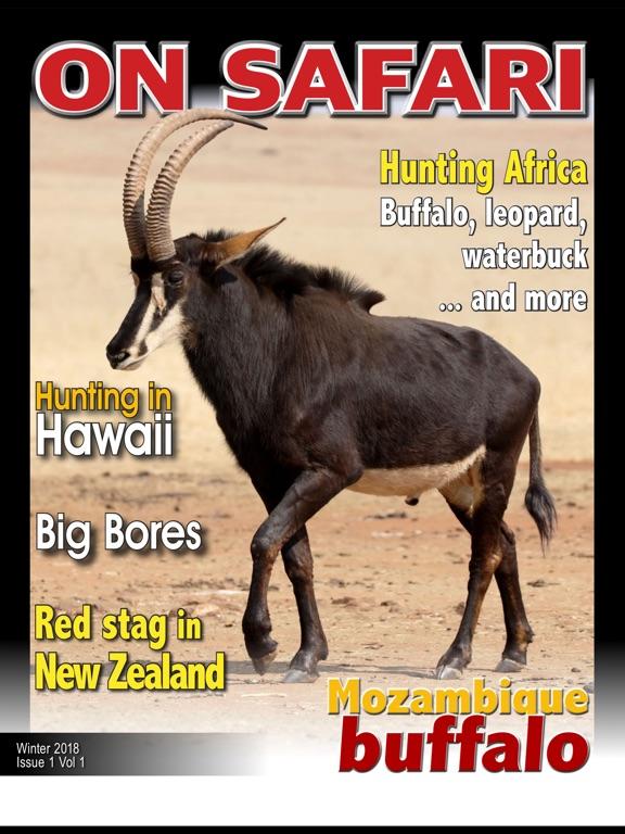 On Safari Magazine screenshot 8