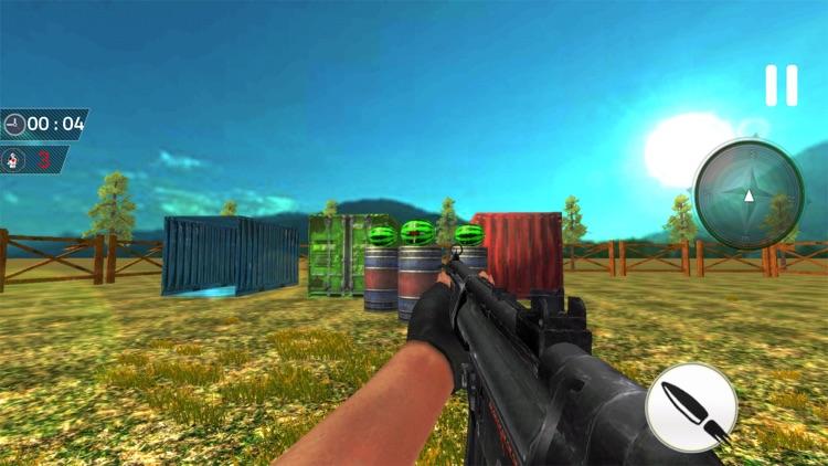 Watermelon Shooting Adventure screenshot-4
