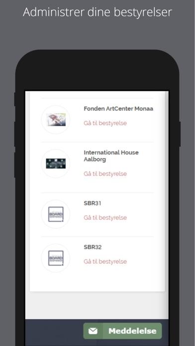 BoardOffice™ Screenshot