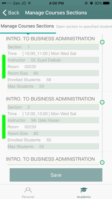 Arab American University Screenshot 3