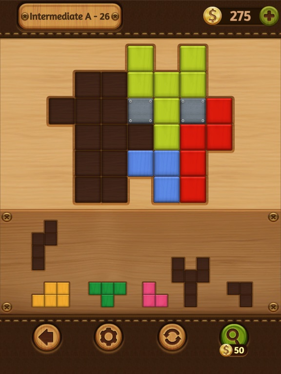 Block Puzzle: Wood Collection screenshot 14