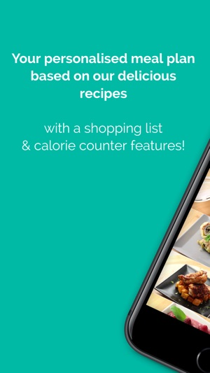 low carb recipes meal plan on the app store