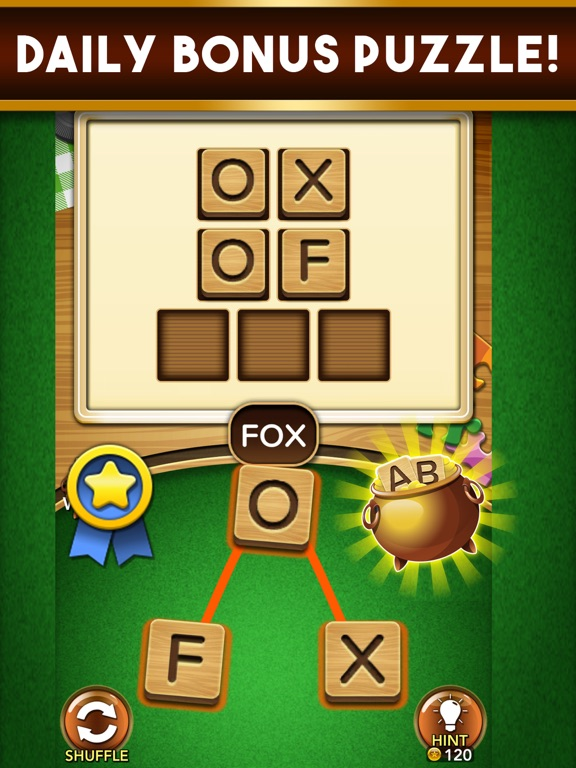 Word Collect: Word Puzzle Game screenshot 8