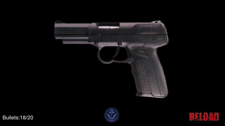 Gun Smoke Shooter