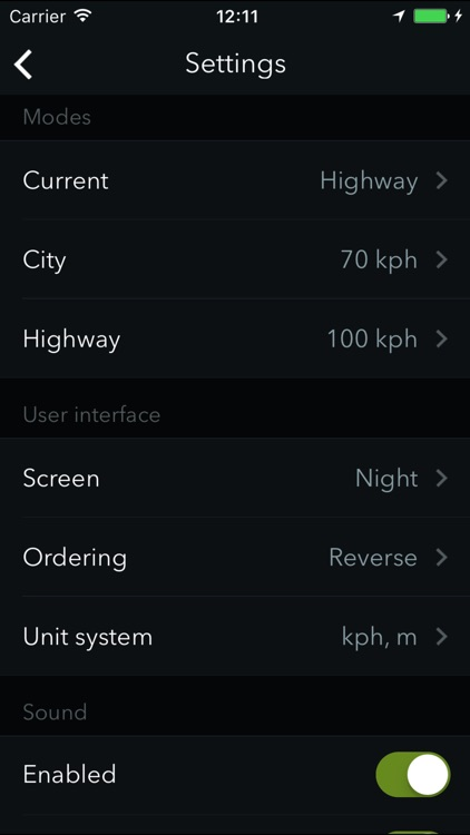 Second Pilot – a technology for the road safety. screenshot-4