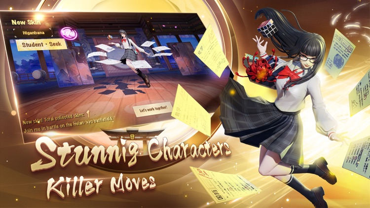 Onmyoji Arena screenshot-3