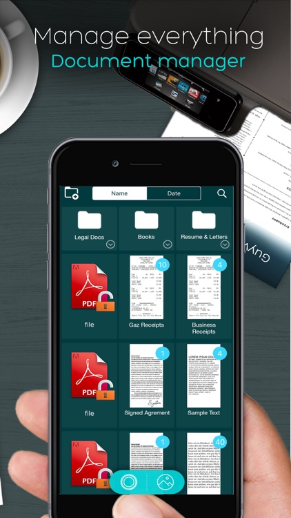 QuickScan: OCR Scanner screenshot-3