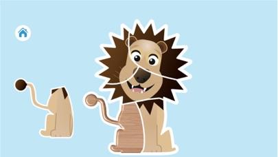 Tier Puzzle & Formen KinderScreenshot von 3