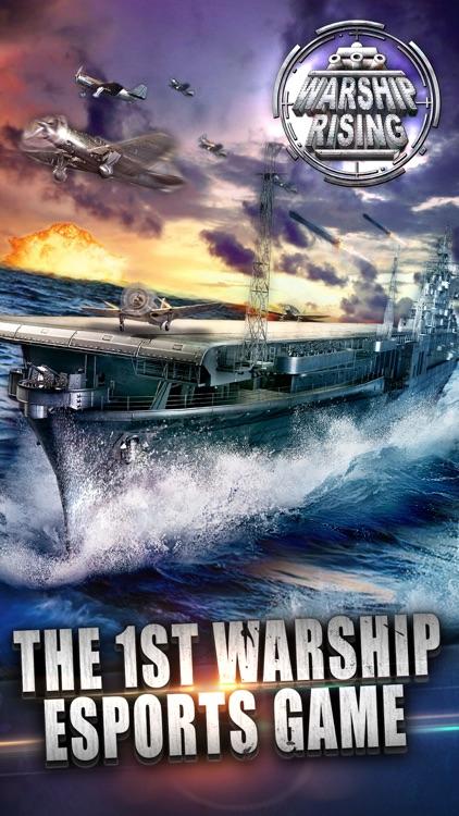 Warship Rising screenshot-0