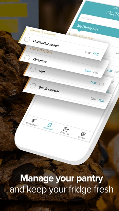 download Out of Milk - Lista Compra apps 4