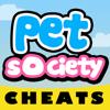 Cheats for Pet Society