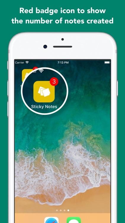 Sticky Notes HD screenshot-7