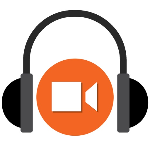 تحويل الفيديو الى صوت وتشغيل بالخلفية video to mp3 iOS App