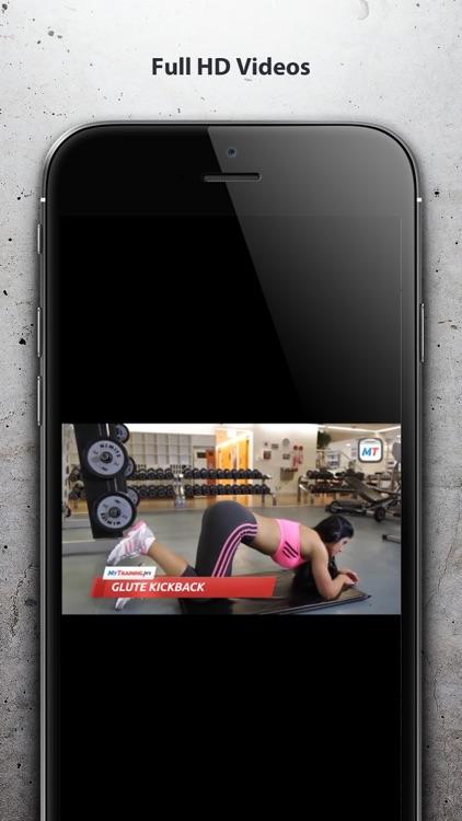 Gym Guide - Workout Tutorial screenshot-3