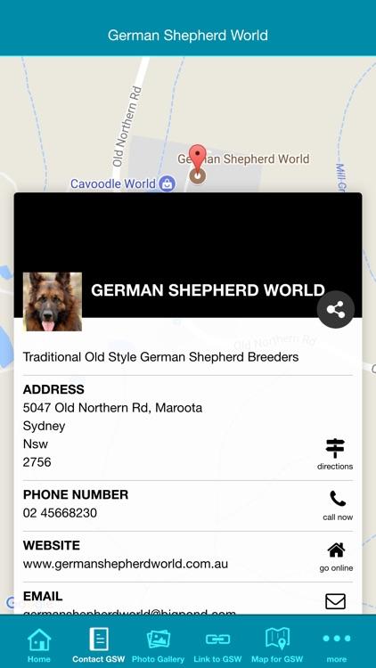 German Shepherd World screenshot-4