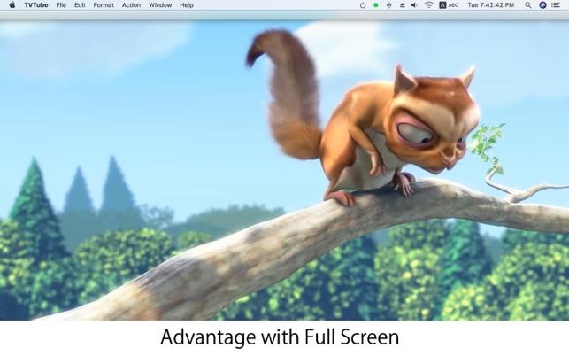 TVTube on the MacAppStore