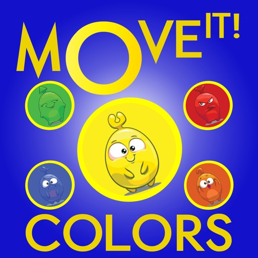 MoveIt! Colors icon